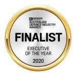 Jeremy Hallett finalist for Executive of the Year at Australian Defence Industry Awards