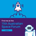 Australia's leading SATCOM and SDA capability on display at 11th Australian Space Forum