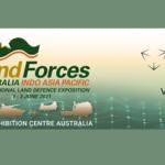 Visit us at Stand GA4 at Land Forces 2021